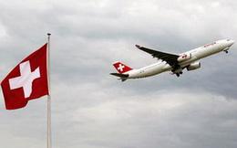 Vụ trộm 1,2 triệu USD hy hữu trên máy bay Thụy Sĩ