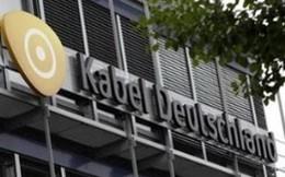 Vodafone mua lại hãng truyền hình cáp lớn nhất Đức