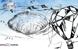 Alrosa - Người Nga 'trầm lặng' đào gần 7 tấn kim cương mỗi năm