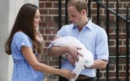 Vì sao hoàng nhi nước Anh có tên George Alexander Louis?