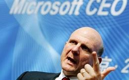 Steve Ballmer – Thành và bại của người kế vị Bill Gates