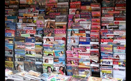 Time đàm phán mua thêm 5 tạp chí