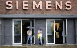 Siemens cắt 15.000 việc làm