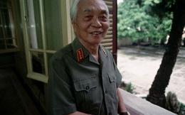 Hình ảnh tư liệu đặc biệt về Đại tướng Võ Nguyên Giáp