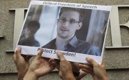 Edward Snowden bí mật nhận giải thưởng tình báo Mỹ tại Nga