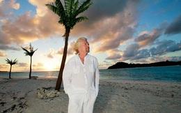 Vì sao tỷ phú Richard Branson bỏ nhà ra đảo sống?