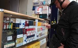 Thất thu do thuốc lá lậu trên 4.000 tỉ đồng/năm