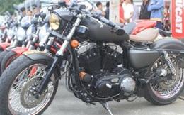 Thị trường môtô phân khối lớn bắt đầu cuộc đua