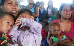 Kinh tế Philippines chao đảo sau bão Haiyan