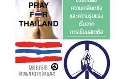 Giới đầu tư nước ngoài ngán ngẩm biểu tình ở Thái Lan