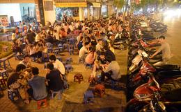 Người Hà Nội phân lô, chia nền đất công viên làm ăn