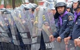 Chính phủ Thái Lan kêu gọi thủ lĩnh biểu tình đầu hàng