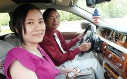 Đại gia Lê Ân xây nhà mới cùng vợ ngắm siêu giường 6 tỷ