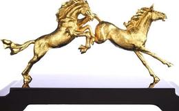 Tết năm Ngọ sốt ngựa dát vàng bạc triệu