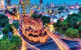 Thành phố Hồ Chí Minh dẫn đầu về thu nhập bình quân đầu người