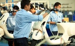 Xe máy Việt xuất ngoại