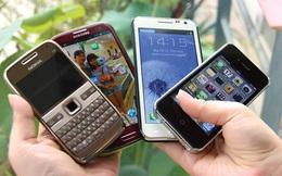 Thời smartphone làm 'người'