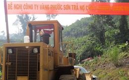 Nhà máy Vàng Phước Sơn: Hoạt động trở lại để trả nợ