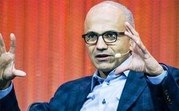 """CEO mới của Microsoft hưởng thù lao """"khủng"""""""