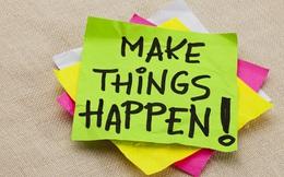 Làm sao để thoát khỏi 'những ngày bận rộn' và bắt tay vào làm điều yêu thích?
