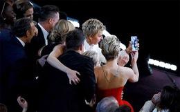 Phía sau chiêu quảng cáo của Samsung tại lễ trao giải Oscar