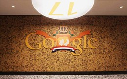 Văn phòng Google Amsterdam: Tái chế vẫn ấn tượng