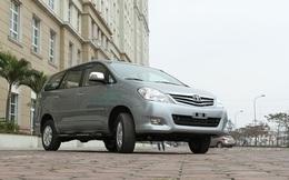 Điểm danh 5 mẫu xe bán chạy nhất tháng 3/2014