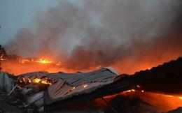 Cháy kho Diana, thiệt hại trên 10 tỷ đồng, vẫn đảm bảo nguồn hàng