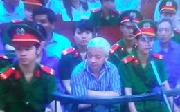 Diễn biến phiên xét xử bầu Kiên: Gương mặt đại gia Việt gầy xọp hốc hác trước vành móng ngựa