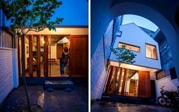 Nhà xây giá 300 triệu với kiến trúc độc đáo ở Hà Nội