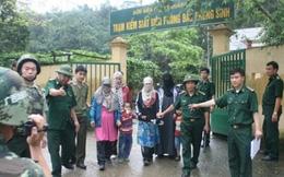 Quảng Ninh: Vụ gây rối ở cửa khẩu không phải khủng bố