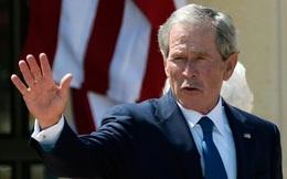 Khi ông Bush trổ tài hội họa