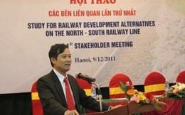 Nghi án JTC hối lộ: Bắt một phó tổng giám đốc TCT Đường sắt Việt Nam
