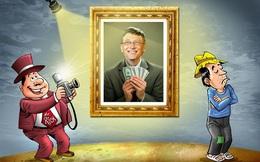 Những người giàu thực sự khác người thường ra sao?