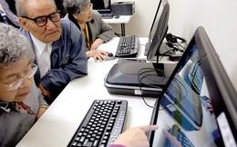 Thế giới của những người già: Cơn sóng thần màu xám