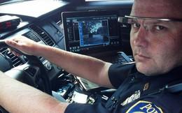 Cảnh sát Dubai được trang bị Google Glass để truy bắt tội phạm