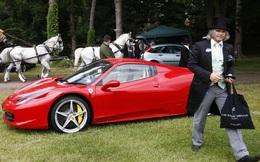 Người giàu giống nhau ở những điểm nào?