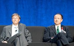 Chủ tịch Ngân hàng thế giới học được gì từ tỷ phú Bill Gates?