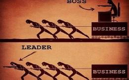 CEO LinkedIn: Sự khác nhau giữa lãnh đạo và quản lý