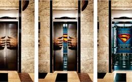 Những quảng cáo khiến bạn muốn chờ thang máy lần nữa
