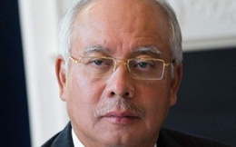 Thủ tướng Malaysia Najib Razak sốc vì vụ máy bay rơi