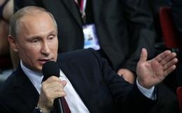 Tổng thống Nga ra lệnh trả đũa lệnh trừng phạt của Phương Tây