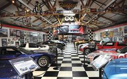 Bảo tàng Corvette: Nơi lưu giữ huyền thoại Mỹ
