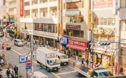Du ngoạn Tokyo qua những hình ảnh tí hon