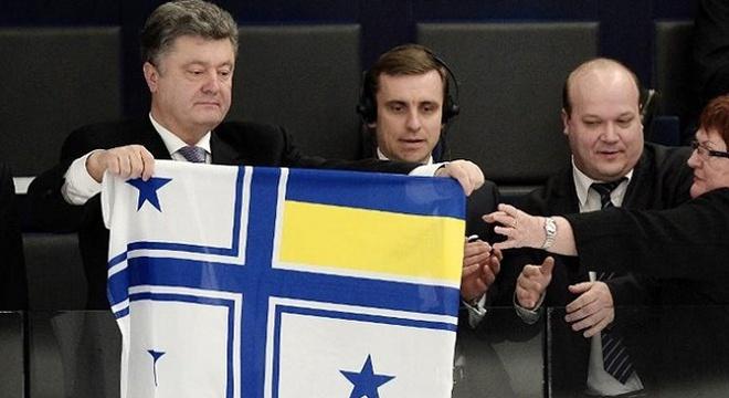 """Poroshenko: Từ """"Vua Chocolate"""" đến tổng thống Ukraine?"""