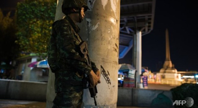Vì World Cup, Thái Lan dỡ bỏ lệnh giới nghiêm